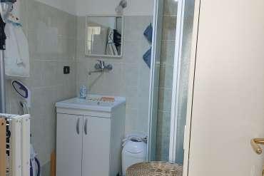 lavanderia con doccia